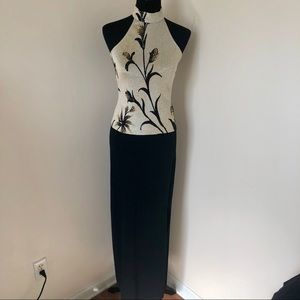 St John top and long skirt! Perfect for Holidays